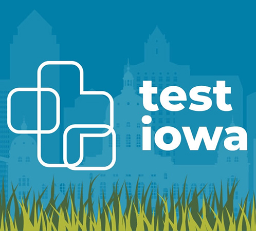 Test Iowa Logo