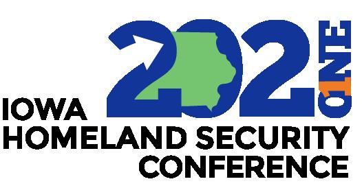 2021 Iowa Homeland Security Conference Logo